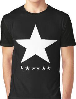 whitestar david bowie Graphic T-Shirt
