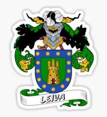 Leiva Sticker