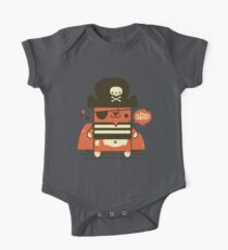 Pirate Kitty Kids Clothes