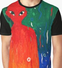 Let's Be Straightforward Graphic T-Shirt