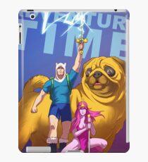 Adventure Time Badass iPad Case/Skin