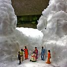 The First Time Snow People by Remo Kurka