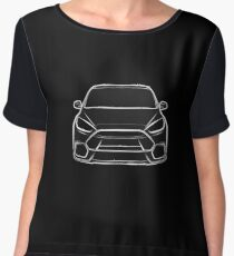 2016 Ford Focus RS Chiffon Top