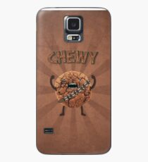 Chewy Chocolate Cookie Wookiee Case/Skin for Samsung Galaxy