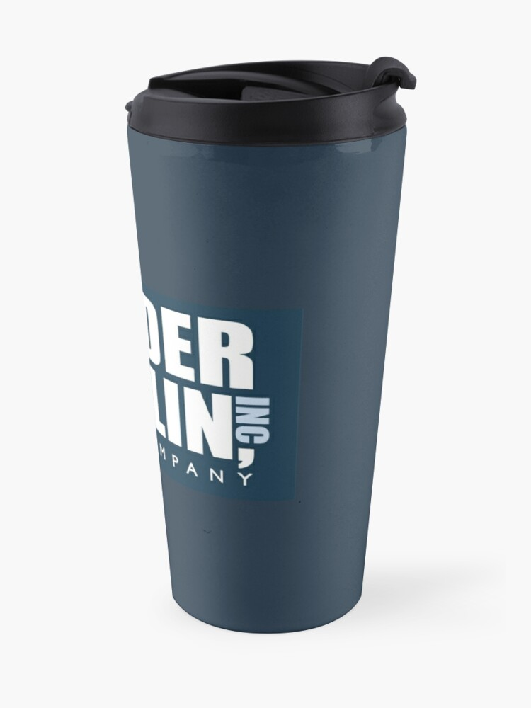 Alternate view of Dunder Mifflin - The Office Travel Mug
