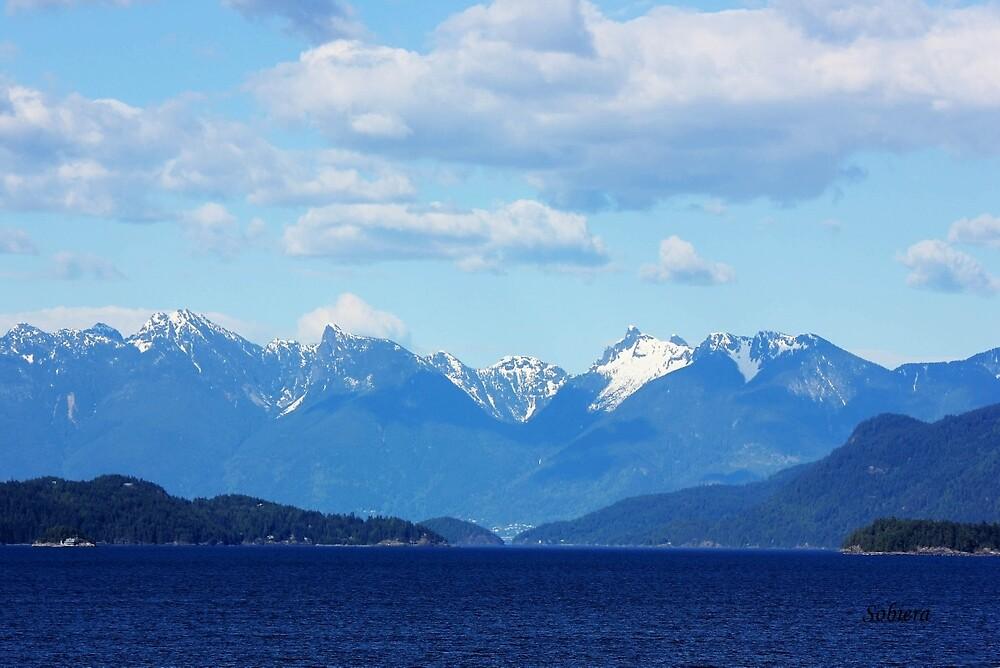 Mountains of Beauty by Rosemary Sobiera
