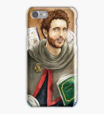 Doran-Doran the Fire Mage Watercolor Painting iPhone Case/Skin