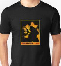 The Damned - Machine Gun Etiquette Flyer Unisex T-Shirt