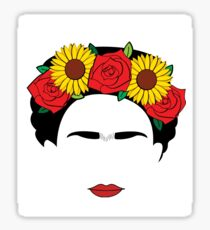 Frida Khalo Sticker