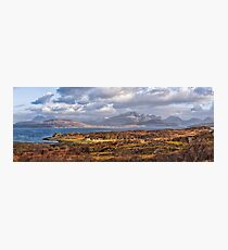 The Cuillin Photographic Print