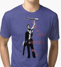 Army of Darkness- Screw Heads Tri-blend T-Shirt