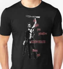Army of Darkness- Screw Heads Unisex T-Shirt