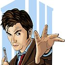 Doctor Who: Tenth Doctor  by Rob  Deene