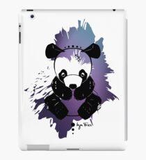 Little Sad Panda iPad Case/Skin