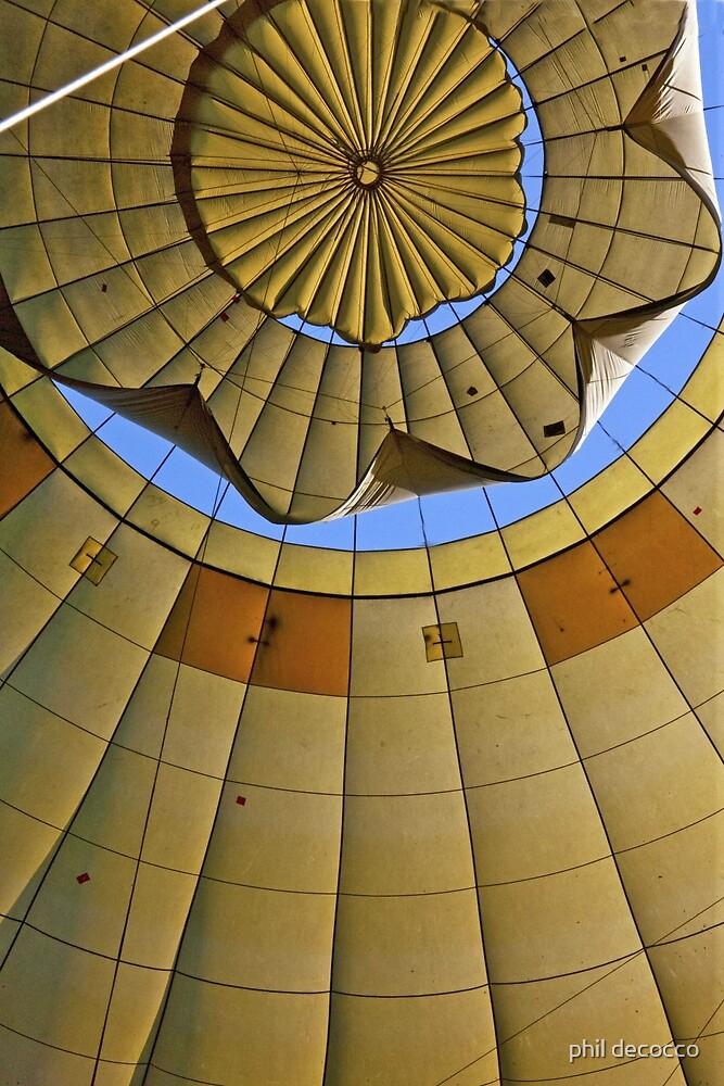 Open Parachute Valve by phil decocco