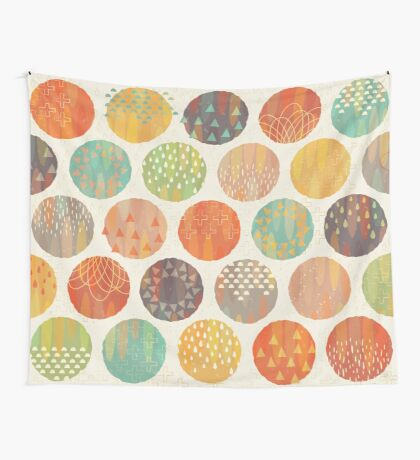 Celestial Bodies Wall Tapestry