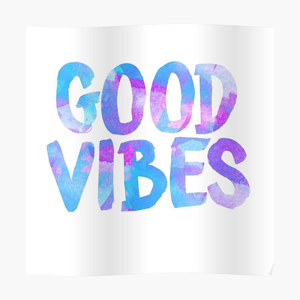 Gute Stimmung Laptop Aufkleber frei Geist trendy Poster