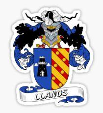 LLanos Sticker