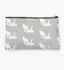 Origami Crane Studio Pouch