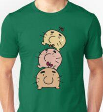 Mr. Saturn Stapel Slim Fit T-Shirt