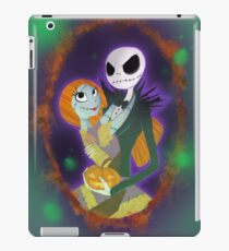 The Pumpkin King and Queen iPad Case/Skin