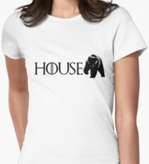 House Mormont Womens Fitted T-Shirt