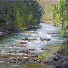 Little Creek by Karen Ilari