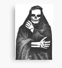 THE GRIM REAPER-2 Canvas Print