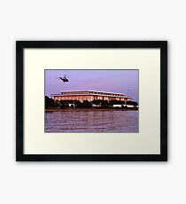 The Kennedy for the Performing Arts - Washington D.C. Framed Print