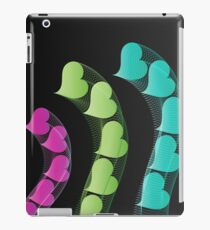 Heart Tremors | Digital Art iPad Case/Skin