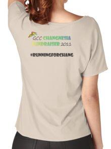Changnesia Fundraiser 2011 Women's Relaxed Fit T-Shirt