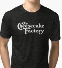 The Cheesecake Factory - White Variant Tri-blend T-Shirt