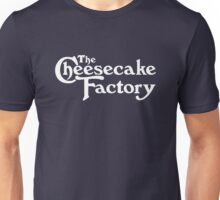 The Cheesecake Factory - White Variant Unisex T-Shirt