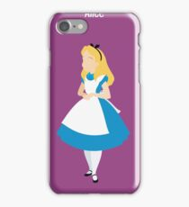 Alice Illustration iPhone Case/Skin