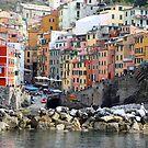 All About Italy. Piece 8 - Riomaggiore by Igor Shrayer