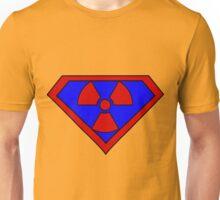 Hero, Heroine, Superhero, Super Radioactive Unisex T-Shirt