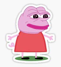 Pepe Pig Sticker