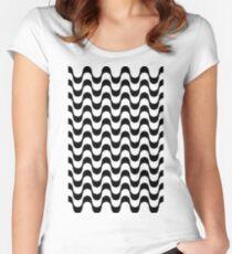 Copacabana Women's Fitted Scoop T-Shirt