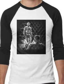 McGregor V Nate Diaz UFC202 Men's Baseball ¾ T-Shirt