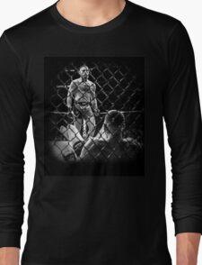 McGregor V Nate Diaz UFC202 Long Sleeve T-Shirt