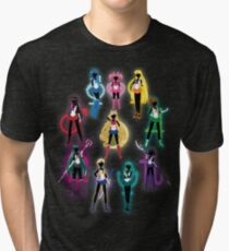 Sailor Senshi Tri-blend T-Shirt