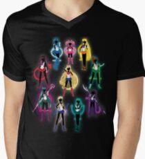 Sailor Senshi Men's V-Neck T-Shirt