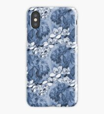Kerry Blue Collage  iPhone Case