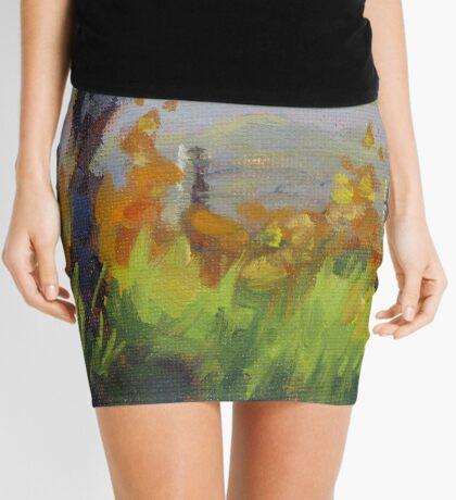 Early Spring Mini Skirt