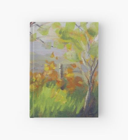 Early Spring Hardcover Journal