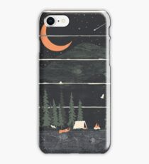 Wish I Was Camping... iPhone Case/Skin