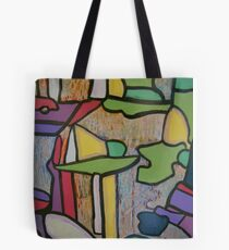 Urban Culture - On the Road Tote Bag