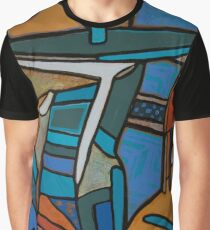 Urban Culture - Table for Two Graphic T-Shirt
