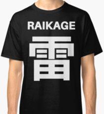 Kage Squad Jersey: Raikage Classic T-Shirt