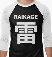 Kage Squad Jersey: Raikage Men's Baseball ¾ T-Shirt
